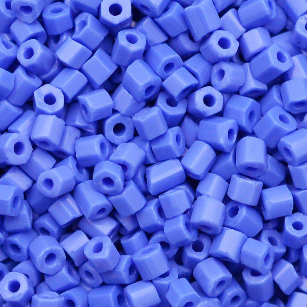 Vidrilhos Jablonex Azul Fosco  2x9/0=2,6mm