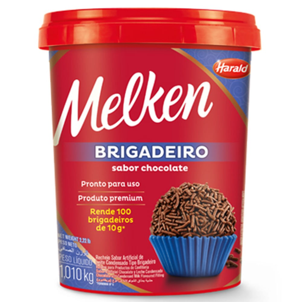 BRIGADEIRO PARA ENROLAR 1.01KG HARALD