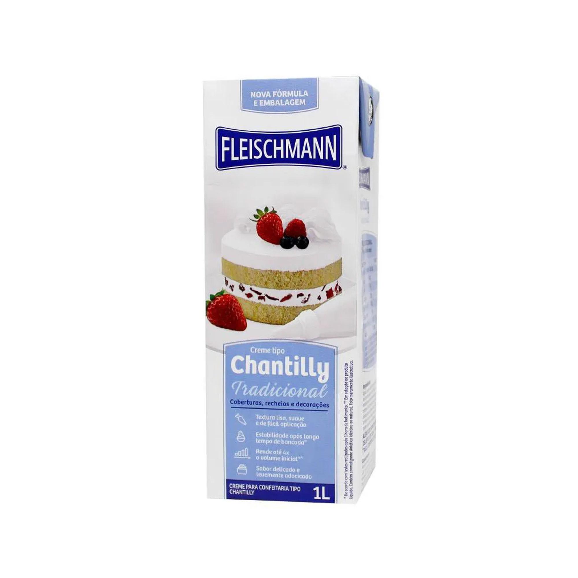 CHANTILLY 1L FLEISCHMANN