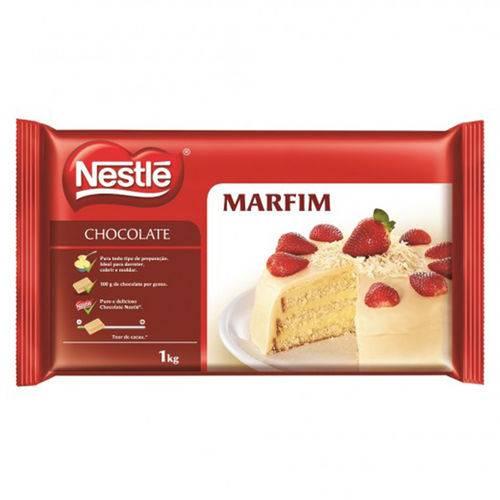 CHOCOLATE MARFIM 1KG NESTLÉ