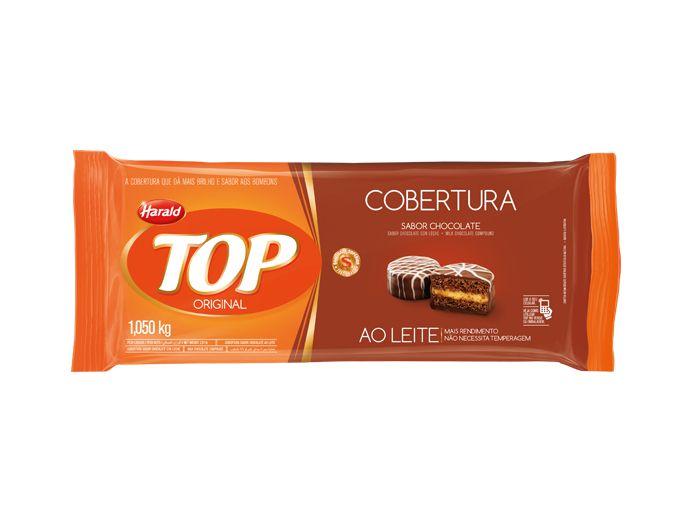 COBERTURA TOP AO LEITE 1.05KG HARALD