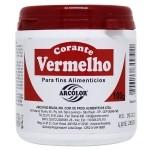 CORANTE EM PÓ 100G ARCOLOR - Vermelho