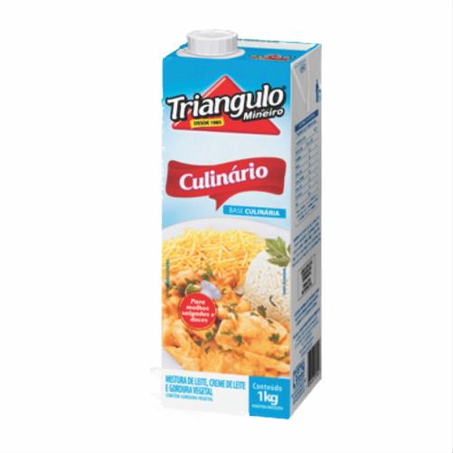 CREME CULINÁRIO 1KG TRIÂNGULO MINEIRO