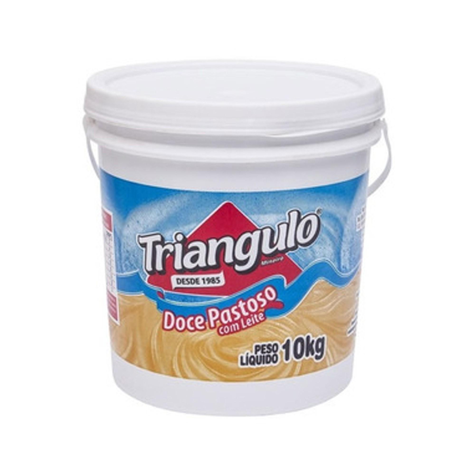 DOCE DE LEITE PASTOSO 10KG TRIANGULO MINEIRO