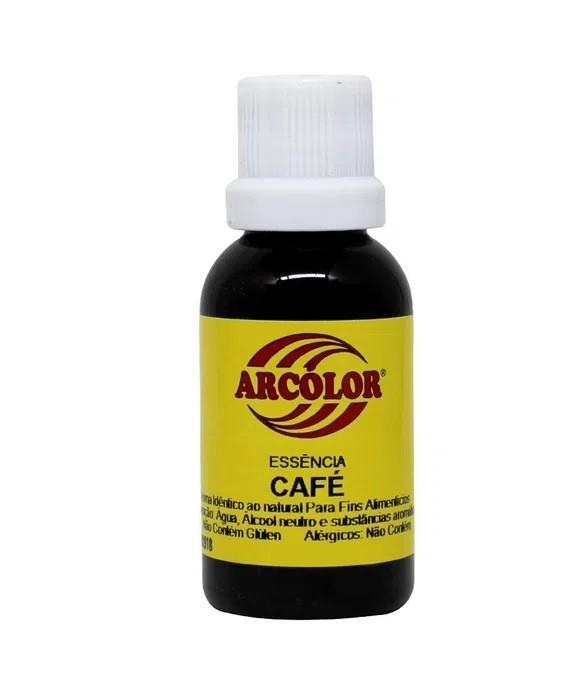 Essência Artificial Comestível 30ml Arcolor -  Café