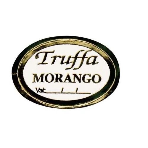 ETIQUETA TRUFFA MORANGO COM 100 UNIDADES (COD-152) MAGIA ETIQUETAS