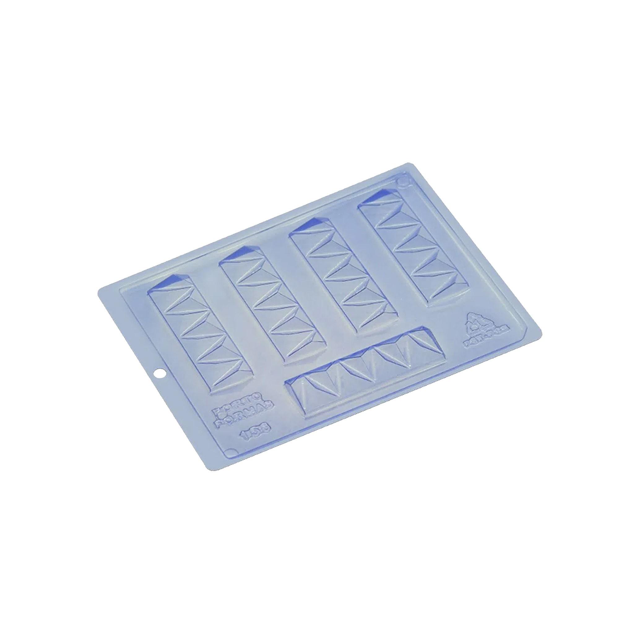 FORMA DE ACETATO  TABLETE 3D (COD-158) PORTO FORMAS