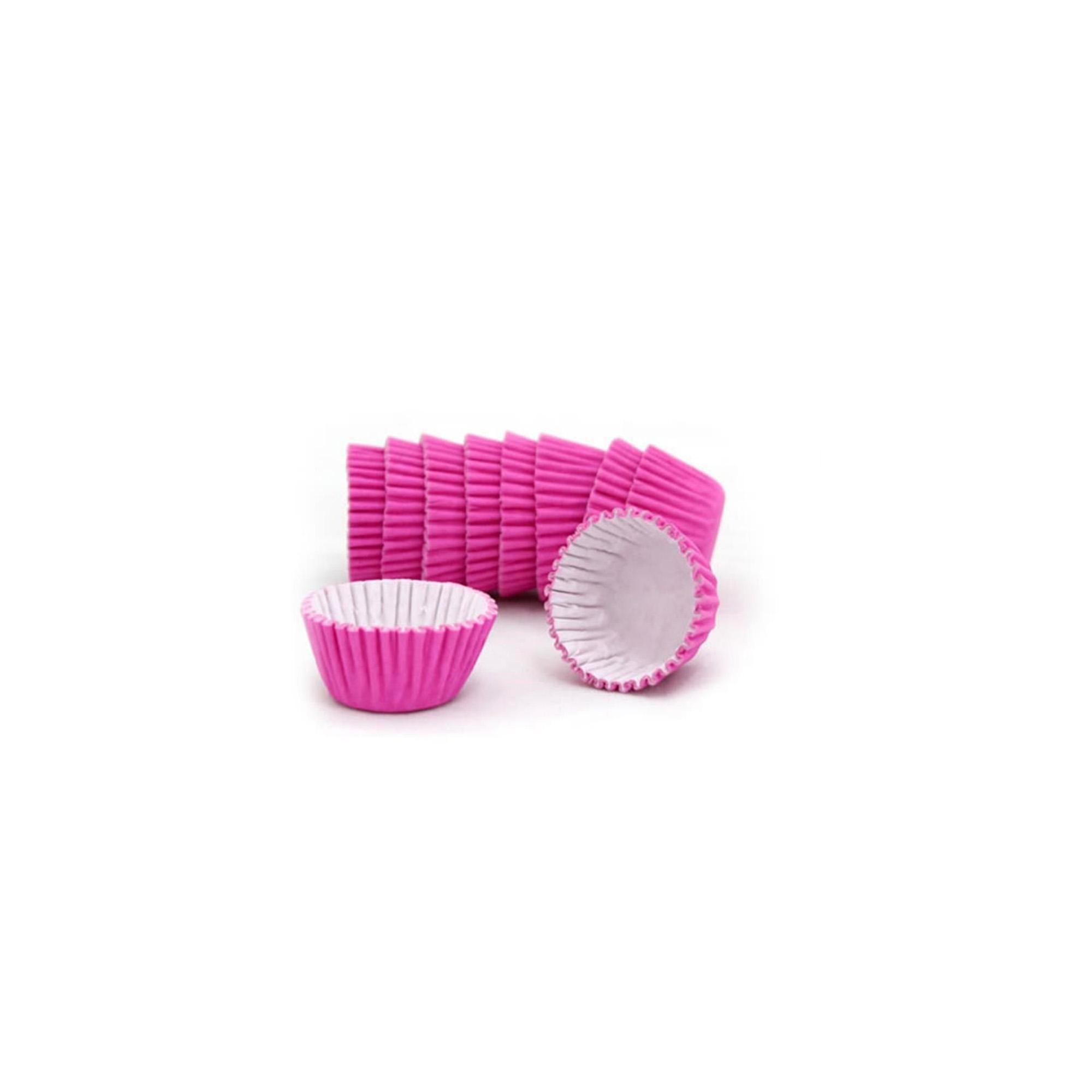 FORMINHA DE PAPEL N5 COM 100 UNIDADES MAGO - Pink