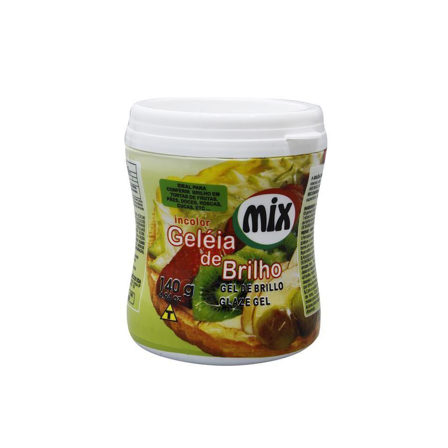 GELÉIA DE BRILHO INCOLOR 140G MIX