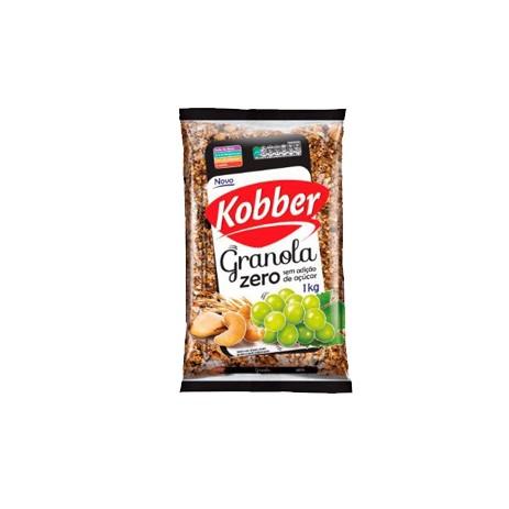 GRANOLA LIGHT 1KG KOBBER - Granola Diet