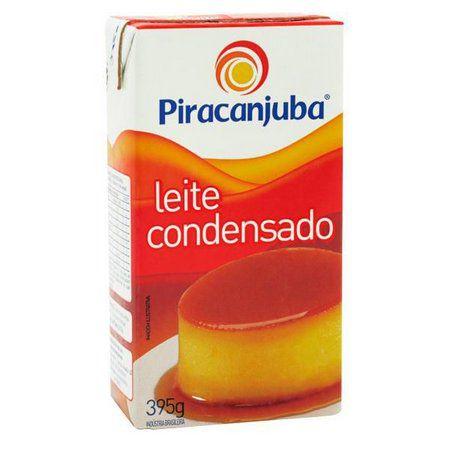 LEITE CONDENSADO 395G PIRACANJUBA