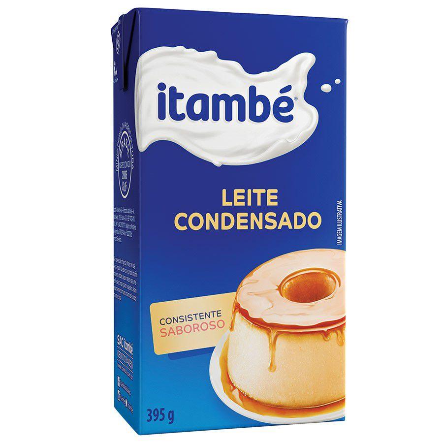 LEITE CONDENSADO TP 395G ITAMBÉ