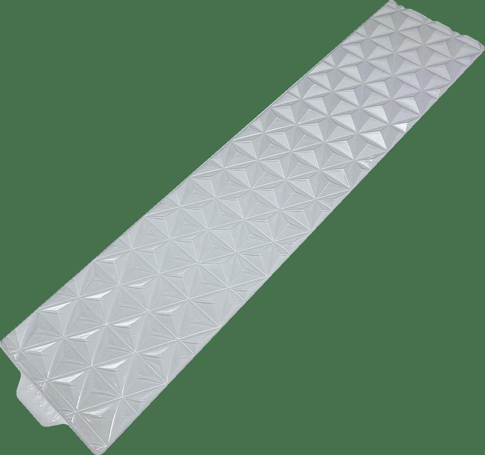 PLACA PARA MODELAGEM ORIGAME CAKE - PIRAMIDAL  (10147) BWB