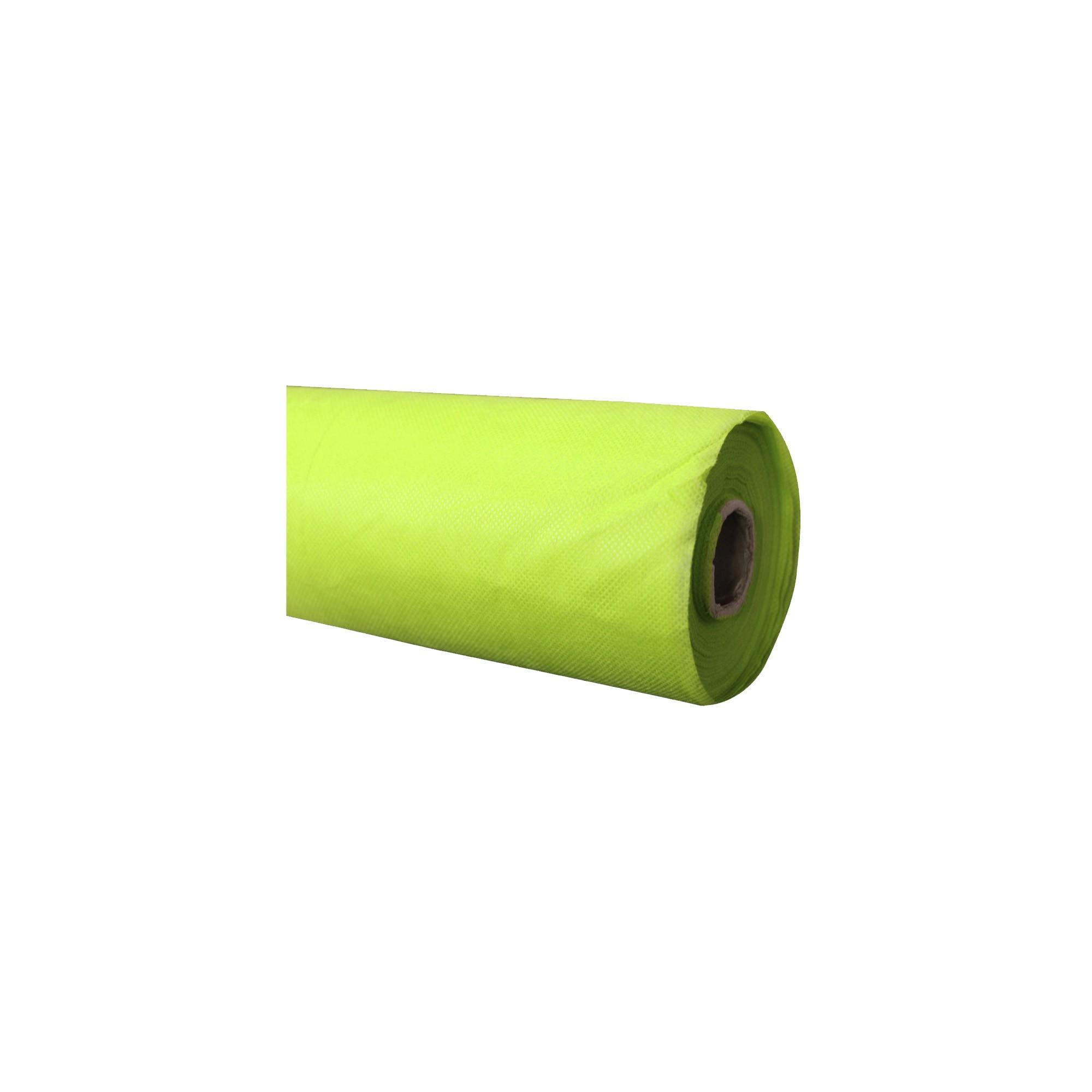 TNT LISO 10M - Verde Limão