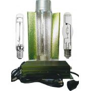 KIT COOL TUBE + REATOR ELETRÔNICO 1000W INTEGRADO PLUG N PLAY