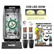 KIT ESTUFA DARK BOX 60 GROW QUANTUM COB LED 300W