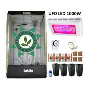 KIT DARK BOX 100 GROW LED 1000W