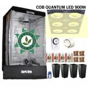 KIT DARK BOX 100 GROW QUANTUM COB LED 900W