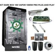 KIT DARK BOX 100 VAPOR 1000W PRO