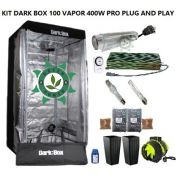 KIT DARK BOX 100 VAPOR 400W PRO