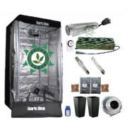 KIT CULTIVO INDOOR DARK BOX 120 VAPOR 1000W PRO