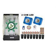KIT DARK BOX 140 GROW COB LED 2X9600