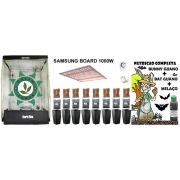 KIT DARK BOX 140 GROW LED 1000W SAMSUNG QUANTUM BOARD