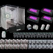 KIT DARK BOX 240 GROW LED 2400W