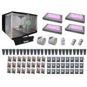 KIT DARK BOX 300 GROW LED 4000W