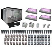KIT CULTIVO INDOOR DARK BOX 300 GROW LED 4000w