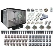 KIT CULTIVO INDOOR ESTUFA DARK BOX 300 VAPOR 4000w