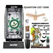 KIT ESTUFA DARK BOX 40 GROW QUANTUM LED 150W E-27