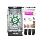 KIT DARK BOX 80 GROW LED 1000W