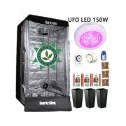 KIT DARK BOX 80 GROW LED 150W