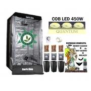 KIT ESTUFA DARK BOX 80 GROW QUANTUM COB LED 450W