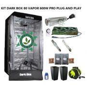 KIT DARK BOX 80 VAPOR 600W PRO