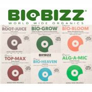 KIT FERTILIZANTE ORGÂNICO BIOBIZZ FULL PACK LITRÃO