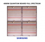 PAINEL GROW QUANTUM LED 4000W (SAMSUNG FULL SPECTRUM)