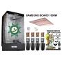 KIT ESTUFA DARK BOX 100 GROW LED 1000W SAMSUNG QUANTUM BOARD