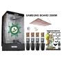 KIT ESTUFA DARK BOX 100 GROW LED 2000W SAMSUNG QUANTUM BOARD