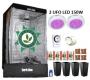 KIT DARK BOX 100 GROW LED 300W
