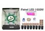 KIT DARK BOX 140 GROW LED 1000W
