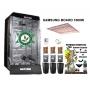 KIT ESTUFA DARK BOX 80 GROW LED 1000W SAMSUNG QUANTUM BOARD