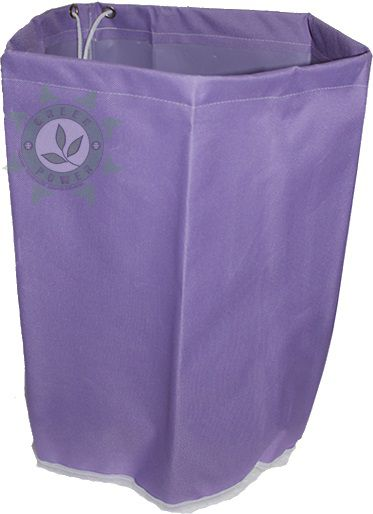 BUBBLE BAG 18,5 LITROS 040 MICRAS LILAS