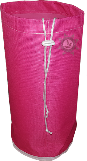 BUBBLE BAG 3,7 LITROS 025 MICRAS ROSA