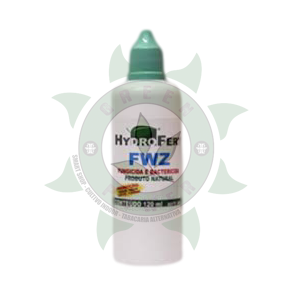 DEFENSIVO FUNGICIDA FWZ 100ML 5% CU,5% ZN,5% S
