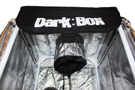 ESTUFA DARK BOX 40X40X120CM