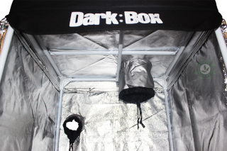 ESTUFA CULTIVO INDOOR DARK BOX 60X60X140CM