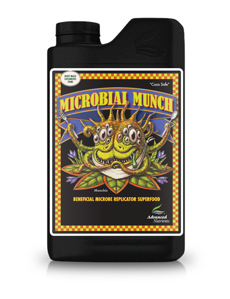 FERTILIZANTE MINERAL AN MICROBIAL MUNCH 100ML