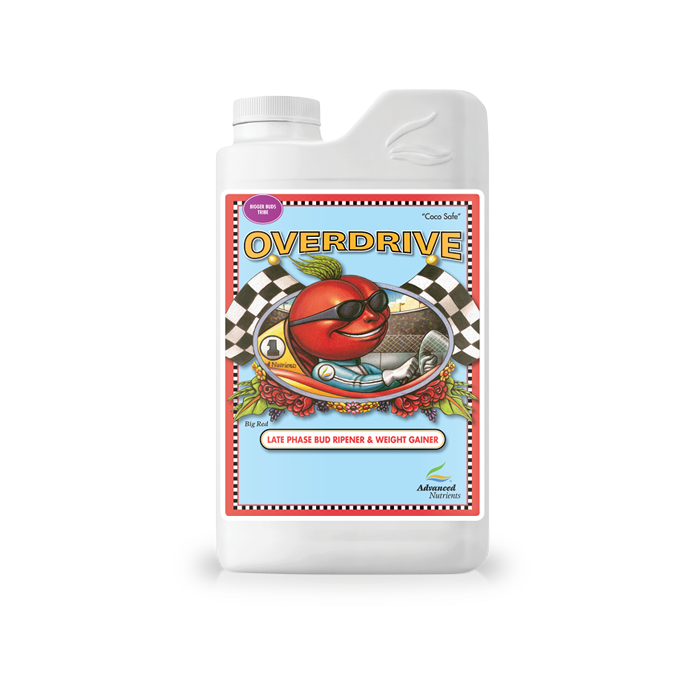 FERTILIZANTE MINERAL AN OVERDRIVE 100ML